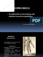 Conceptos Generales Biomecanica y Cinematica