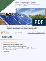Presentation PV Prices
