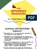 3 Educación