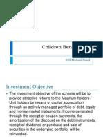 Children Benefit Plan