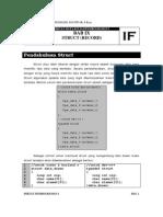 Belajar C++ Struct