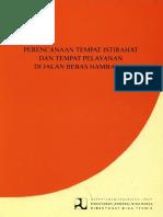 No.10-T-Bt_1995 Perencanaan Tempat Istirahat Dan Pelayanan Di Jalan TOL