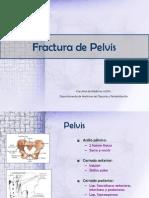 Fractura de Pelvis