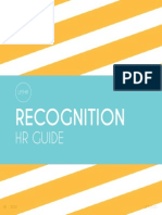 LPHRs Guide to Employee Recognition