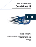 Modul Corel Draw 12