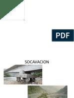 Socavacion en Pilas de Puentes