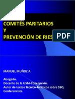 COMITÉS PARITARIOS