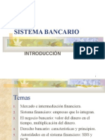 Sistema Bancario - Introducción-Clase I[1]