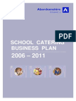 188777652 School Catering Business Plan
