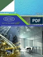 Catalogue Carrier 2013