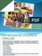 Ley de Violencia Familiar