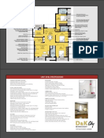 Apartment Final Specifications