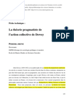 La Theorie Pragmatiste de l Action Collective - Copie