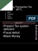 Mamata L6 P2 Banking Transaction Tax