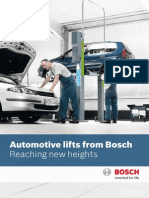 BoschLiftsBrochure Elevator