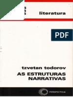 As Estruturas Narrativas - Tzvetan Todorov