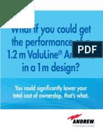 ValuLine Vision Tri-Fold Brochure