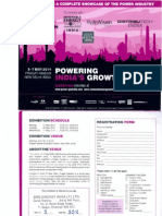 Invitation PowerGen 2014dfgdfg