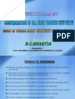 Powerpoint Presentation on FDI in Retail