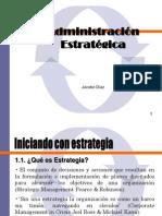Administración Estratégica Jacobo Díaz