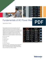 Fundamentals of AC Power Measurements