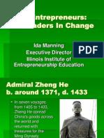 Entrepreneur Slide Show