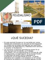 Edad Media - El Feudalismo