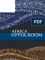 The Africa Upper Room Catalouge 2014
