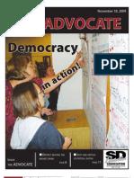 SDEA Advocate November 2009