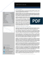 Duomo Capital Research Ladbrokes PLC (LAD.plc) 28.05.2014
