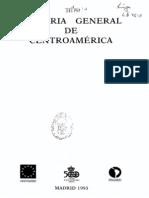 Historia General de Centroamerica