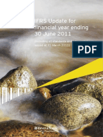 IFRS Year End Update April 2011