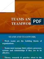 Teams & Teamwork
