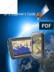 GPS Guidefor Beginners Manual