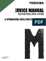 e-Studio 200l-202l-230-232-280-282_Service Manual