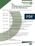 BD Rail Leaflet