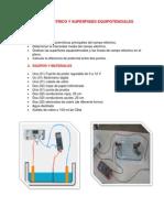 Campo Electrico y Superfisies Equipotenciales.