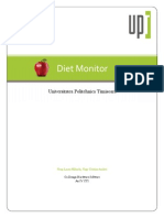 DietMonitor - Documentation