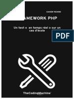 Etude des frameworks PHP