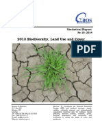 2013 Biodiversity Land Use and Cover