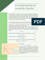 03 - Cap. 3 - La Energía en Sistemas Mecánicos Con Muchísimas Partículas - El Gas Ideal