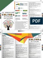 Programacao Cultura Porto Nacional