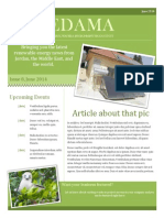 EDAMA Newsletter test