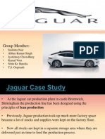 operations- jaguar ppt