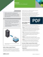 Datasheet Ccapacity Planner