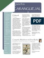 Gazeta Caranguejal Cores
