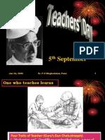 Teacher s Day 2013