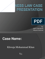 Business Law Case1