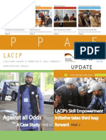 LACIP Newsletter Jan - Apr 2014