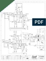 Marshall Valvestate-8008 (80+80W) schematic